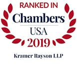 Top Ranked Chambers USA 2012